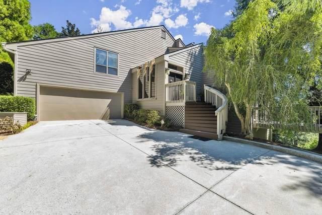 670 River Knoll Drive SE, Marietta, GA 30067 (MLS #9056385) :: AF Realty Group
