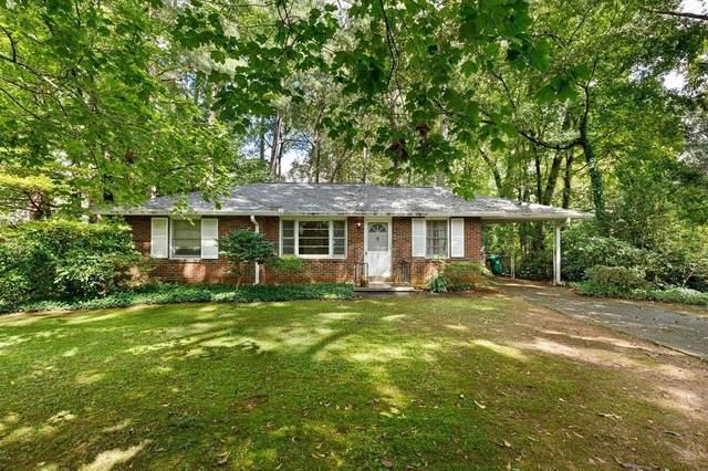 869 Wintergreen Lane, Decatur, GA 30033 (MLS #9056416) :: Scott Fine Homes at Keller Williams First Atlanta