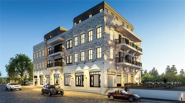 8212 Main Street #1202, Woodstock, GA 30188 (MLS #9056438) :: Statesboro Real Estate