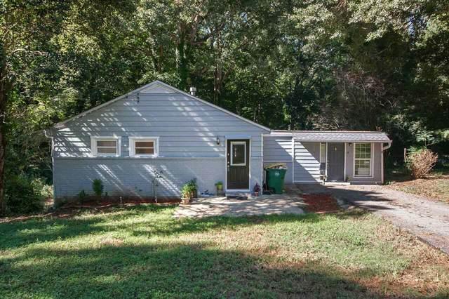 172 Habersham Drive, Athens, GA 30606 (MLS #9056452) :: Houska Realty Group