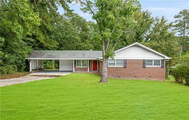 6663 Marlin Drive, Austell, GA 30168 (MLS #9056483) :: Crest Realty