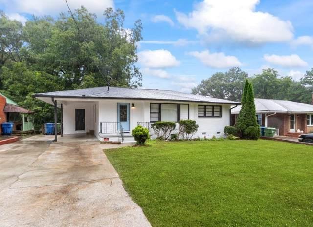 640 Custer Avenue SE, Atlanta, GA 30315 (MLS #9056503) :: Scott Fine Homes at Keller Williams First Atlanta