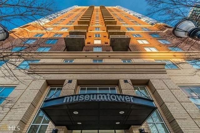 285 Centennial Olympic Pk Drive NW #2104, Atlanta, GA 30313 (MLS #9056566) :: Statesboro Real Estate