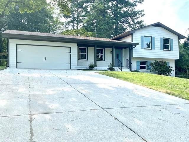 2695 Ridgewood Drive, Marietta, GA 30066 (MLS #9056574) :: Crest Realty