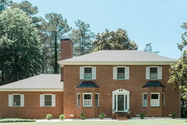 116 Holmes Drive, Carrollton, GA 30117 (MLS #9056609) :: Athens Georgia Homes