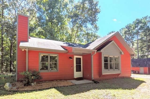 33 Spring Ridge Road NW, Kingston, GA 30145 (MLS #9056656) :: Scott Fine Homes at Keller Williams First Atlanta