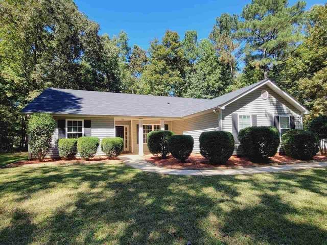 62 Cecil Hunter Road #4, Moreland, GA 30259 (MLS #9056663) :: The Cole Realty Group