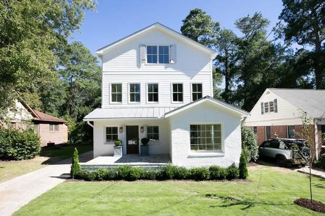 2197 Willow Avenue NE, Atlanta, GA 30305 (MLS #9056697) :: Scott Fine Homes at Keller Williams First Atlanta