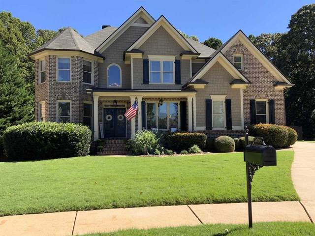 3605 Candytuft Run, Auburn, GA 30011 (MLS #9056698) :: The Cole Realty Group