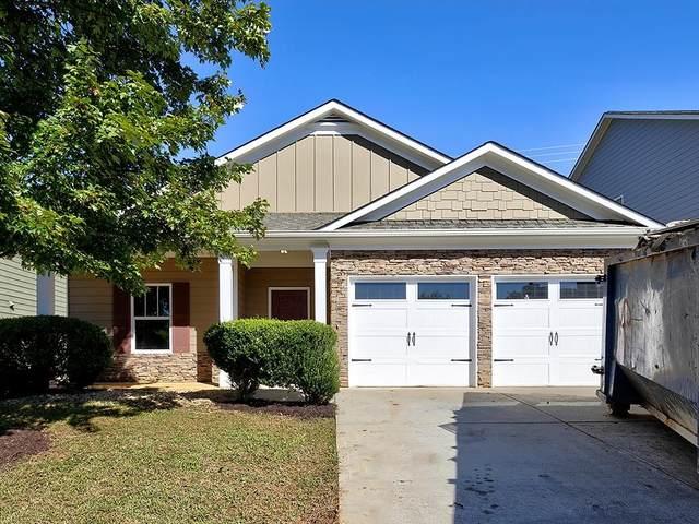 204 Reston Court, Ball Ground, GA 30107 (MLS #9056699) :: RE/MAX Eagle Creek Realty