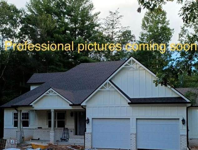 44 Brookside Drive, Blairsville, GA 30512 (MLS #9056702) :: The Cole Realty Group