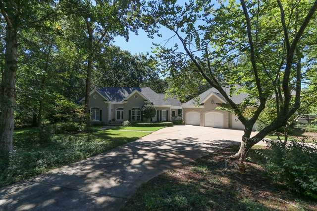 352 Reynolds Drive, Eatonton, GA 31024 (MLS #9056704) :: The Huffaker Group