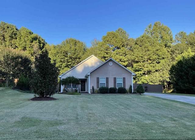 996 Navaho Trail, Monroe, GA 30655 (MLS #9056744) :: Athens Georgia Homes