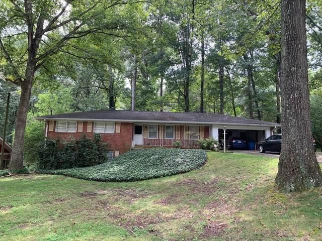 5582 Brady Drive, Stone Mountain, GA 30087 (MLS #9056748) :: Keller Williams