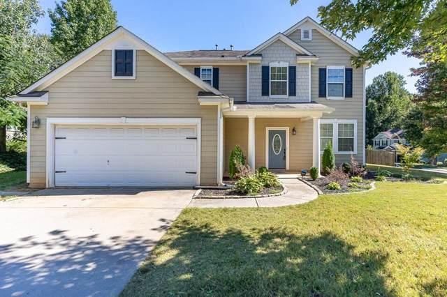 412 Howell Crossing, Canton, GA 30115 (MLS #9056755) :: RE/MAX Eagle Creek Realty