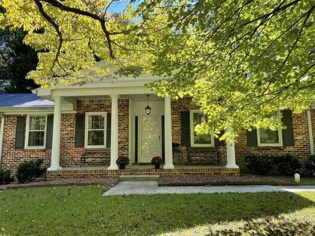 3154 Barkside Court, Atlanta, GA 30341 (MLS #9056829) :: Scott Fine Homes at Keller Williams First Atlanta