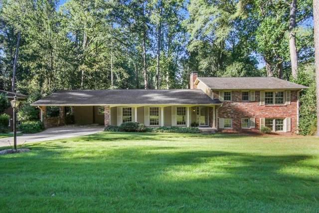2075 Imperial Drive NE, Atlanta, GA 30345 (MLS #9056870) :: Houska Realty Group