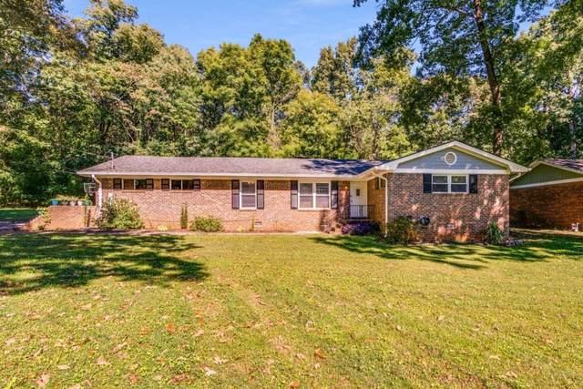 1806 Dogwood Court, Snellville, GA 30078 (MLS #9056911) :: Scott Fine Homes at Keller Williams First Atlanta