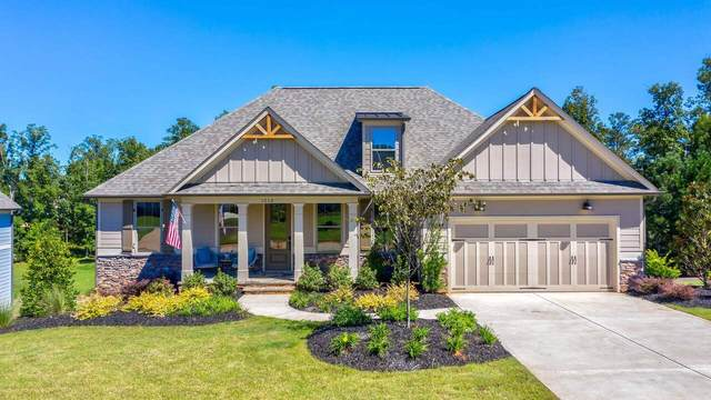 1210 Hidden Hills Circle, Greensboro, GA 30642 (MLS #9056924) :: AF Realty Group