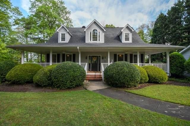 2235 Castle Lake Drive, Tyrone, GA 30290 (MLS #9056928) :: Houska Realty Group