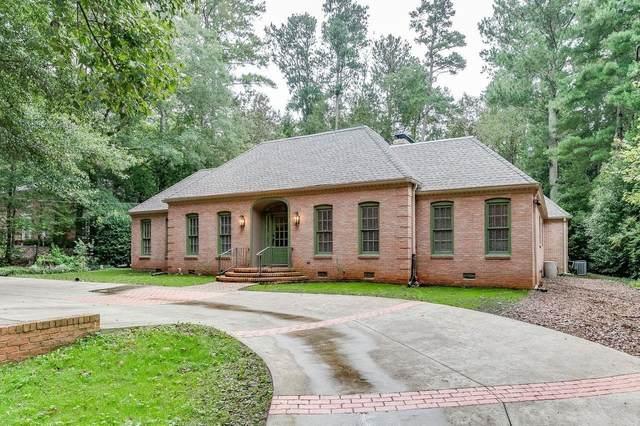 2575 Mckinnon Drive, Decatur, GA 30030 (MLS #9056931) :: Houska Realty Group