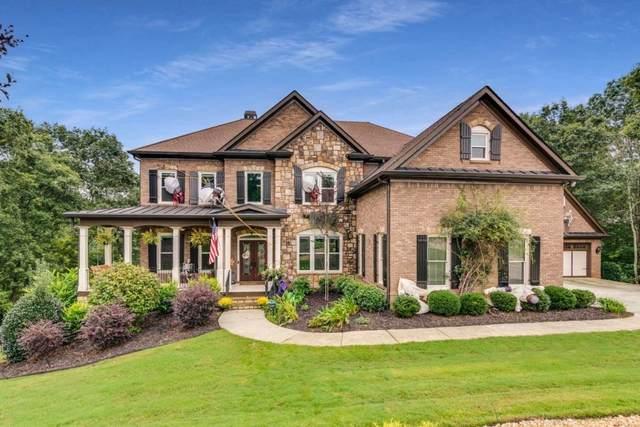 4744 Quailwood Drive, Flowery Branch, GA 30542 (MLS #9056947) :: Houska Realty Group