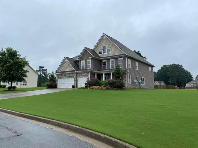151 Oakbrook Lane, Douglasville, GA 30134 (MLS #9056955) :: Athens Georgia Homes