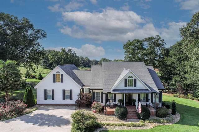 488 Freedom Church Road, Royston, GA 30662 (MLS #9056973) :: Athens Georgia Homes