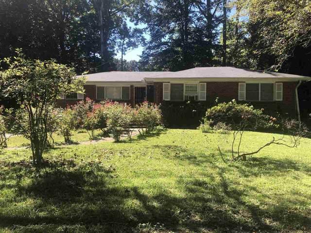 2740 NW Collier Drive, Atlanta, GA 30318 (MLS #9056989) :: AF Realty Group