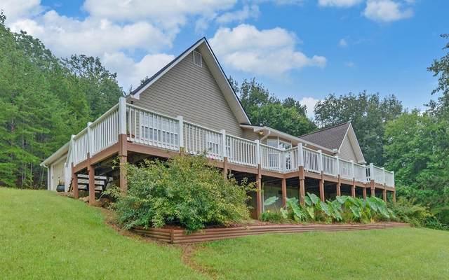 1061 Forest Trail, Clarkesville, GA 30523 (MLS #9056995) :: The Atlanta Real Estate Group