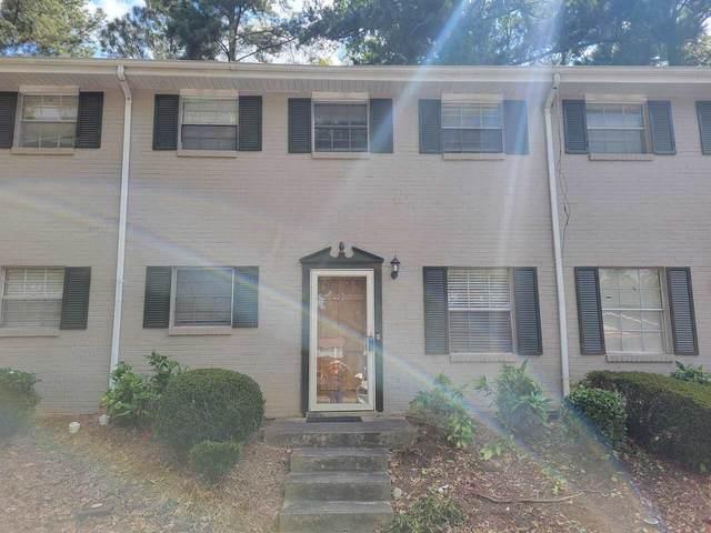 4701 Flat Shoals Road 3D, Union City, GA 30291 (MLS #9057076) :: Athens Georgia Homes