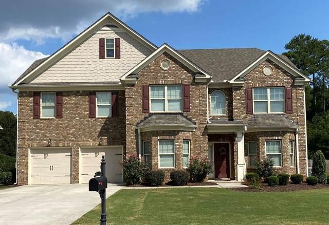 400 Abbey Springs Court #50, Fairburn, GA 30213 (MLS #9057097) :: Athens Georgia Homes
