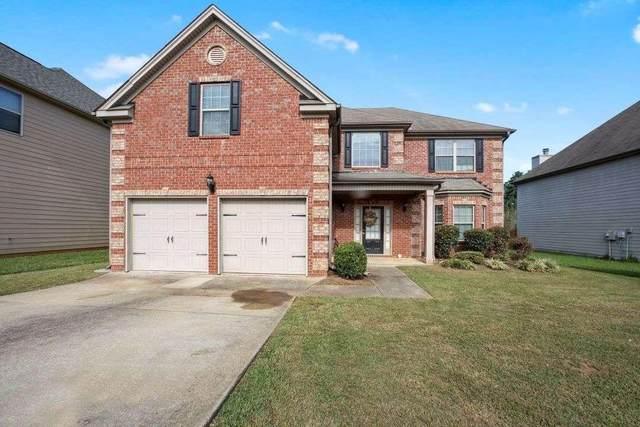 754 Chapman Street, Jonesboro, GA 30238 (MLS #9057114) :: EXIT Realty Lake Country