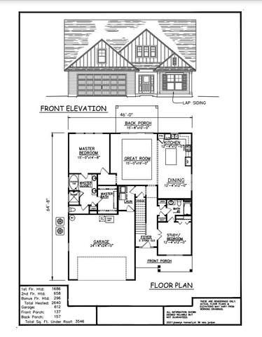 103 Verano Street, Kingsland, GA 31548 (MLS #9057167) :: EXIT Realty Lake Country