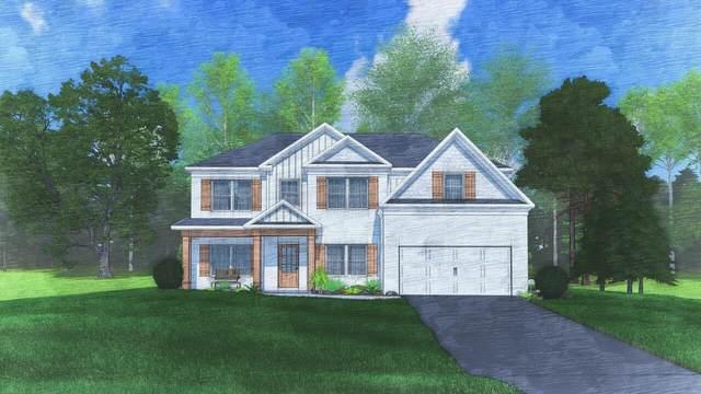 24 Marvin Gardens #584, Sharpsburg, GA 30277 (MLS #9057230) :: AF Realty Group