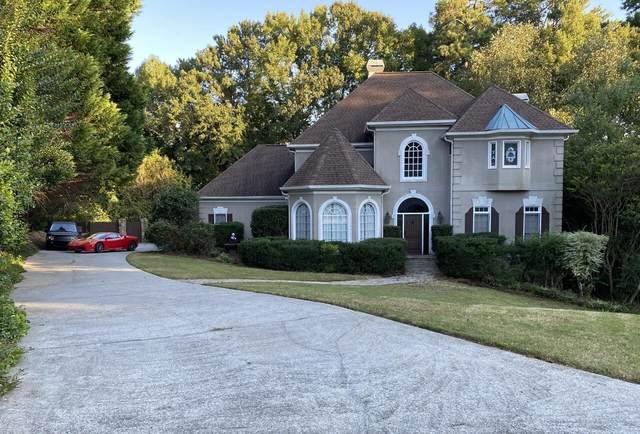 510 Northland Ridge Court, Atlanta, GA 30342 (MLS #9057351) :: AF Realty Group