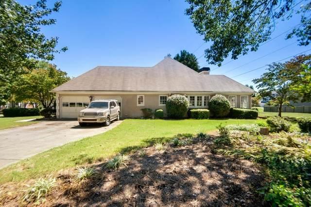 2240 Saint Thomas Way, Suwanee, GA 30024 (MLS #9057365) :: EXIT Realty Lake Country
