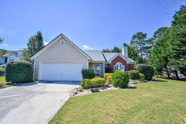 1621 Oak Trace Circle, Grayson, GA 30017 (MLS #9057381) :: EXIT Realty Lake Country