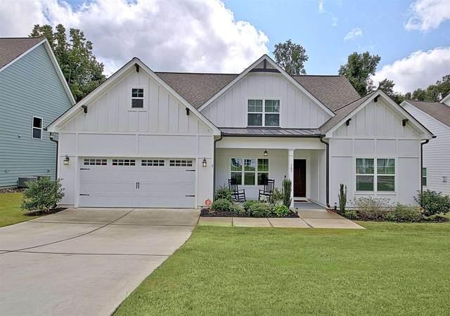 165 South Ridge, Senoia, GA 30276 (MLS #9057400) :: AF Realty Group