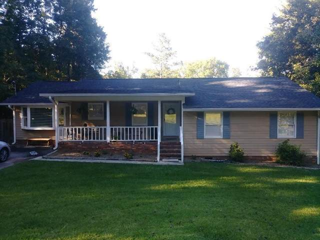3046 Heritage Road, Milledgeville, GA 31061 (MLS #9057470) :: EXIT Realty Lake Country