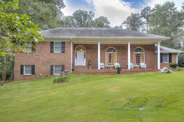 5017 Castlewood Drive SW, Lilburn, GA 30047 (MLS #9057482) :: EXIT Realty Lake Country