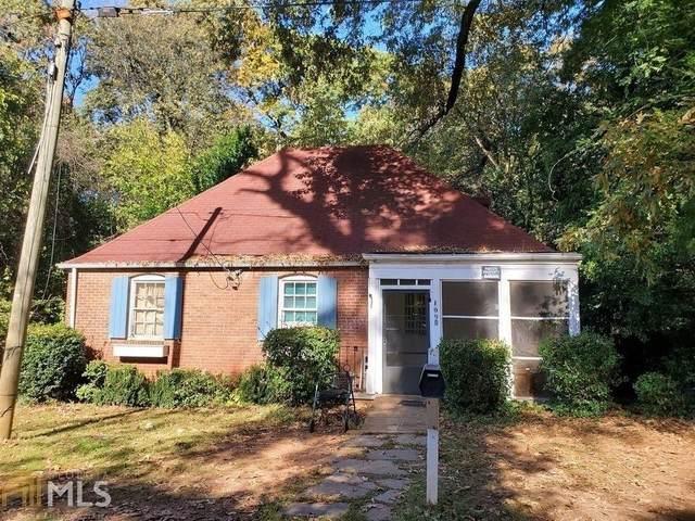 1098 Oak Knoll Terrace SE, Atlanta, GA 30315 (MLS #9057505) :: Savannah Real Estate Experts