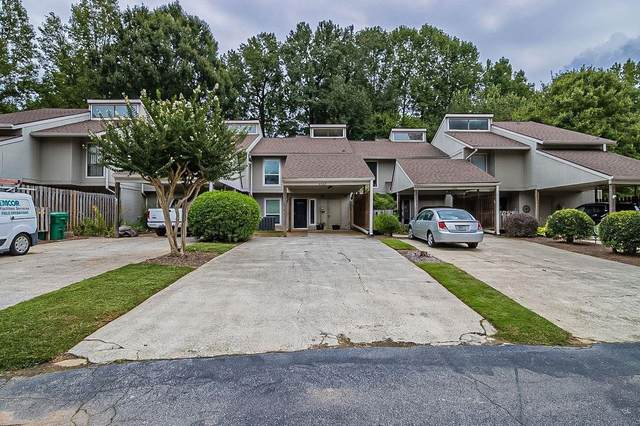 6362 Hawthorne Terrace, Peachtree Corners, GA 30092 (MLS #9057556) :: Savannah Real Estate Experts
