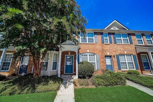1463 Cove Creek Circle, Norcross, GA 30093 (MLS #9057565) :: Savannah Real Estate Experts