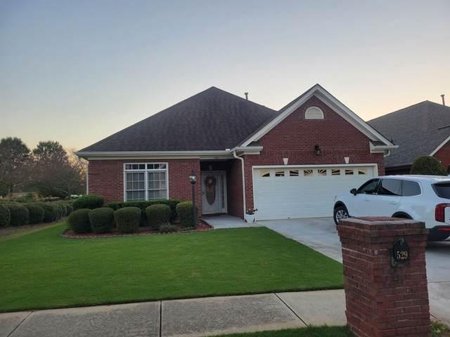 529 Takely Drive, Lawrenceville, GA 30046 (MLS #9057639) :: AF Realty Group