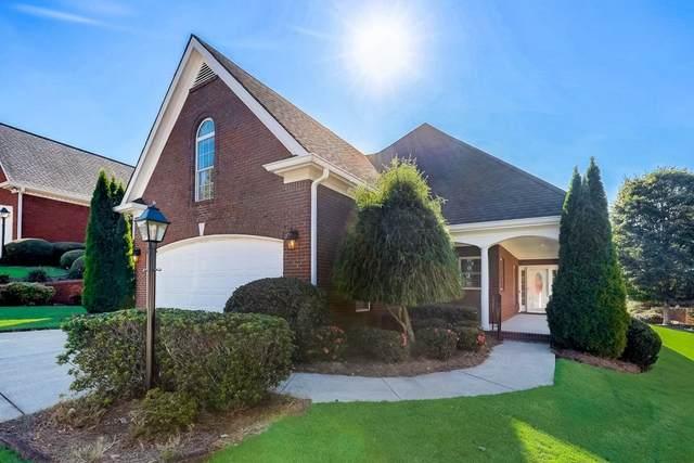 1645 Glenhurst, Snellville, GA 30078 (MLS #9057669) :: EXIT Realty Lake Country