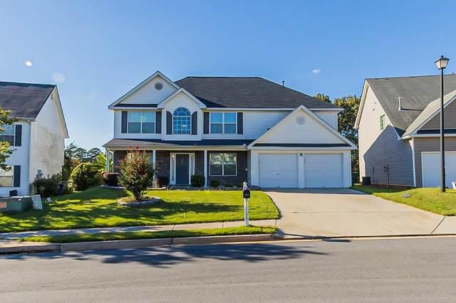 135 Timberlake, Covington, GA 30016 (MLS #9057676) :: AF Realty Group