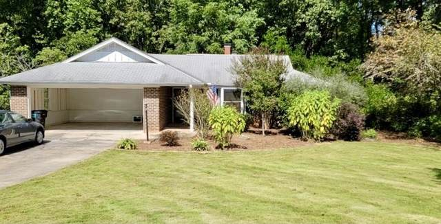 1201 Arrowhead Road, Watkinsville, GA 30677 (MLS #9057677) :: Anderson & Associates