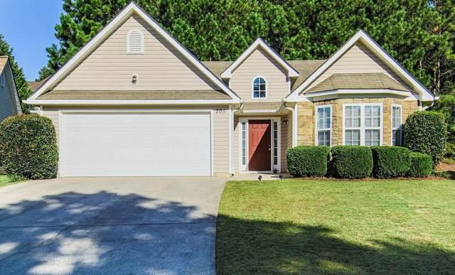 203 Hunterian Place, Newnan, GA 30265 (MLS #9057710) :: AF Realty Group