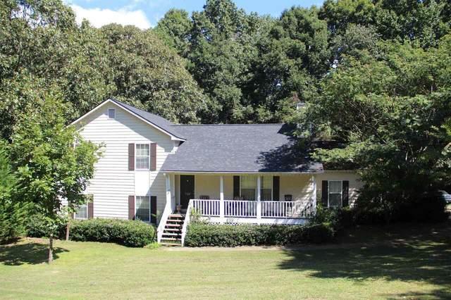 725 Ridgetop Road, Bethlehem, GA 30620 (MLS #9057733) :: Statesboro Real Estate